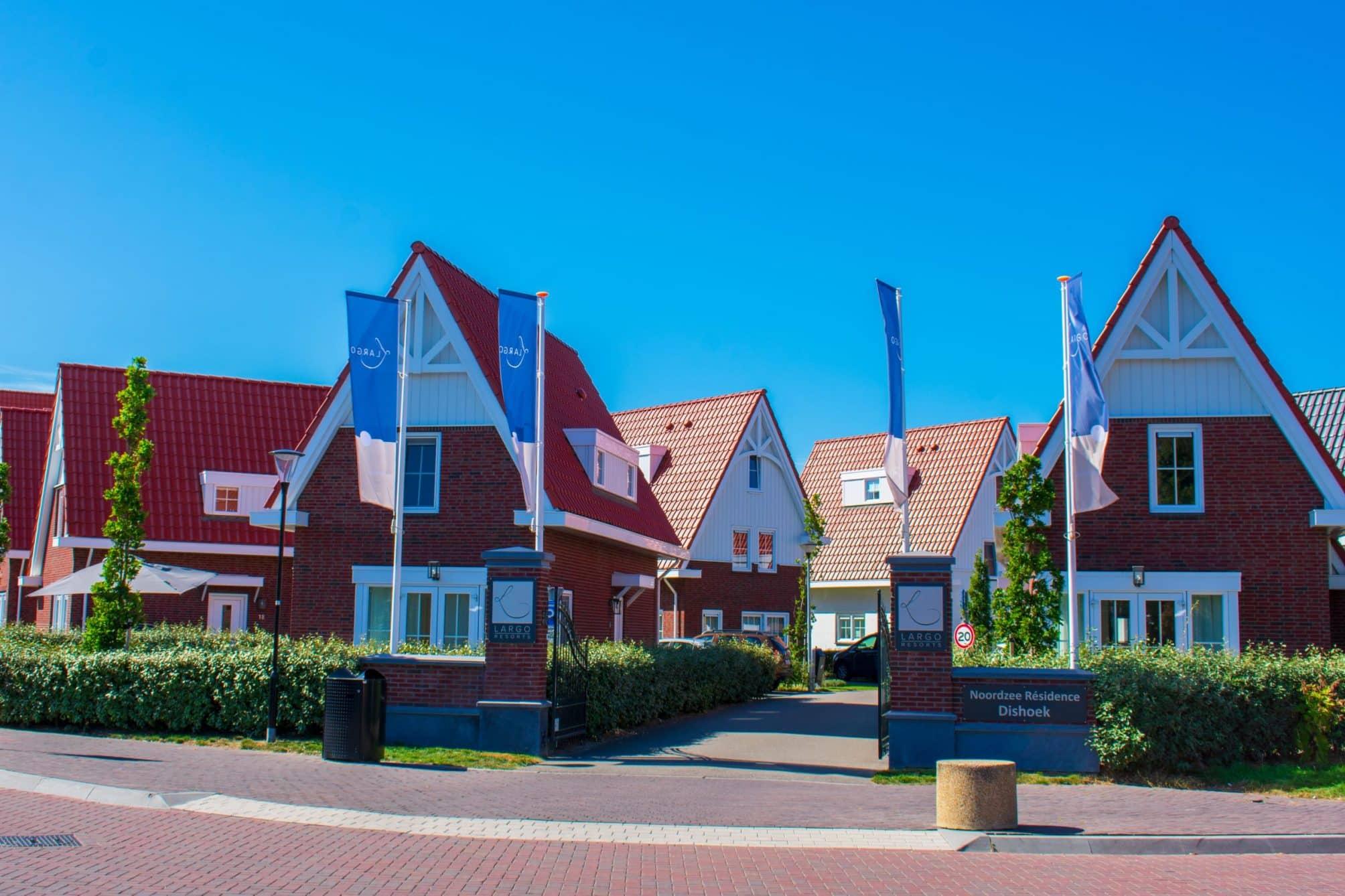 VKP Bouw Noordzee Residentie Dishoek