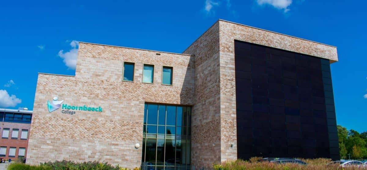 Uitbreiding Hoornbeeck College Goes