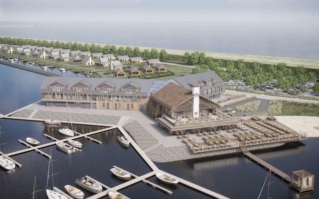 Waterrijk Oesterdam Tholen