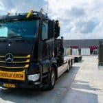 VKP Bouw Vrachtwagen Transport