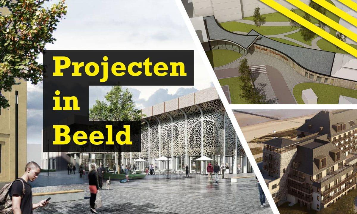 PROJECTEN IN BEELD   Zellebergen, Kunstenpand & Strandhotel