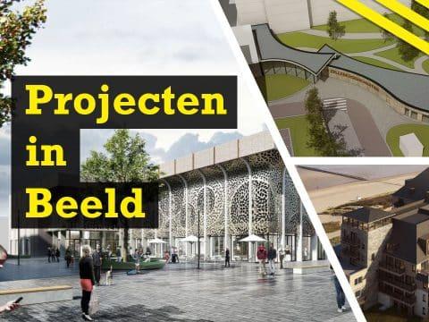 PROJECTEN IN BEELD | Zellebergen, Kunstenpand & Strandhotel