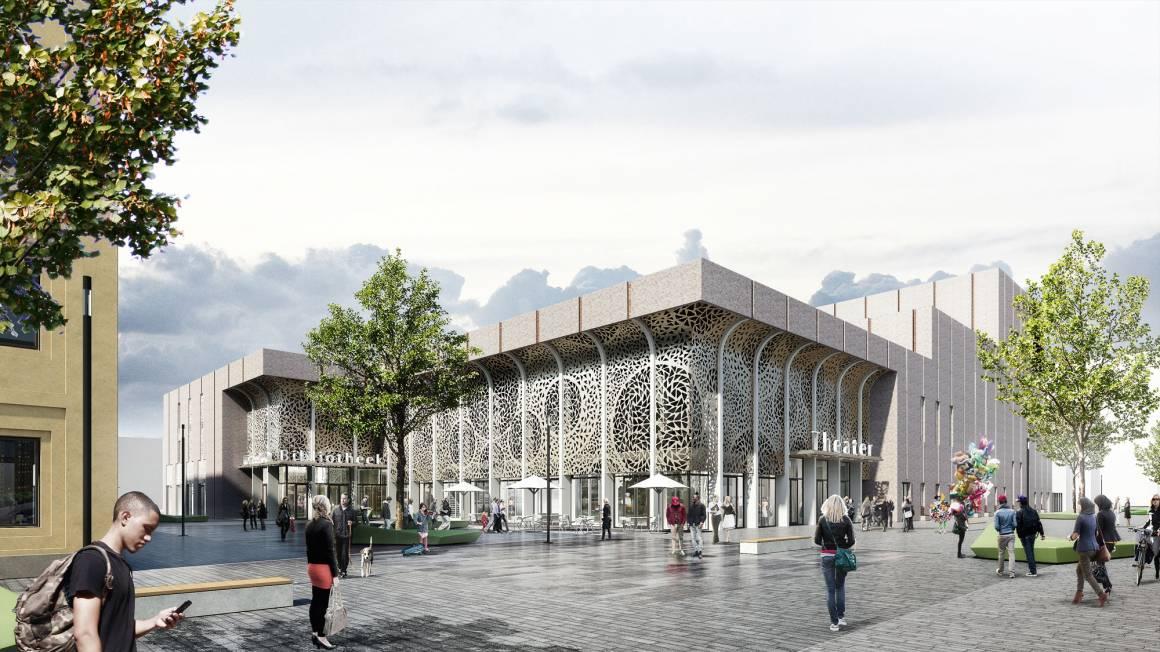 VKP Kunstenpand Hart van Zuid Rotterdam