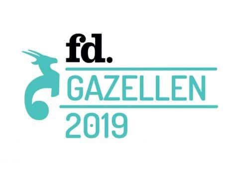 FD Gazellen 2019 | 6 keer op rij