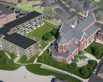 Heilig Hart Hof Breda