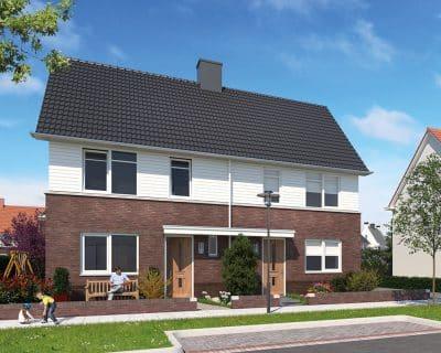 4 Woningen Mortiere Middelburg
