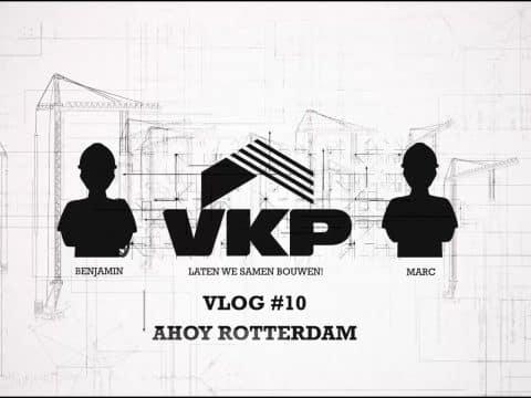 Vlog #10 | AHOY Rotterdam