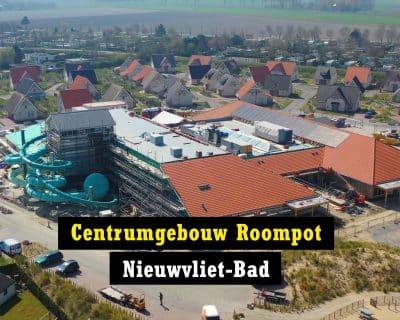 VIDEO | Centrumgebouw Roompot Nieuwvliet-Bad