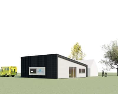 Ambulancepost Poortvliet