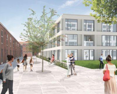 Jozefpark fase 3 Tilburg