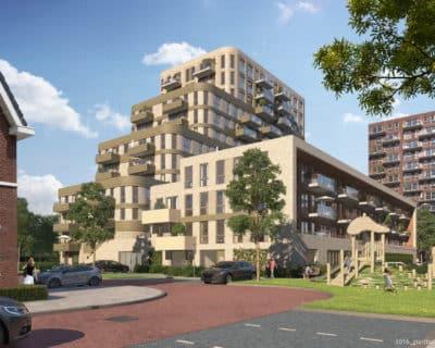 Appartementen Startbaan Amstelveen